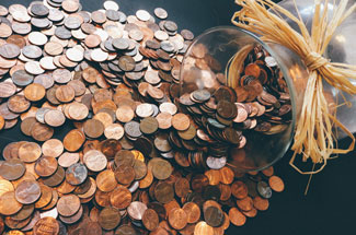 Put those pennies to good use by hosting Greek penny wars to benefit your fraternity fundraising campaign.