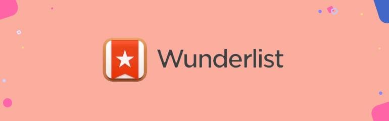 Use Wunderlist for Task Management